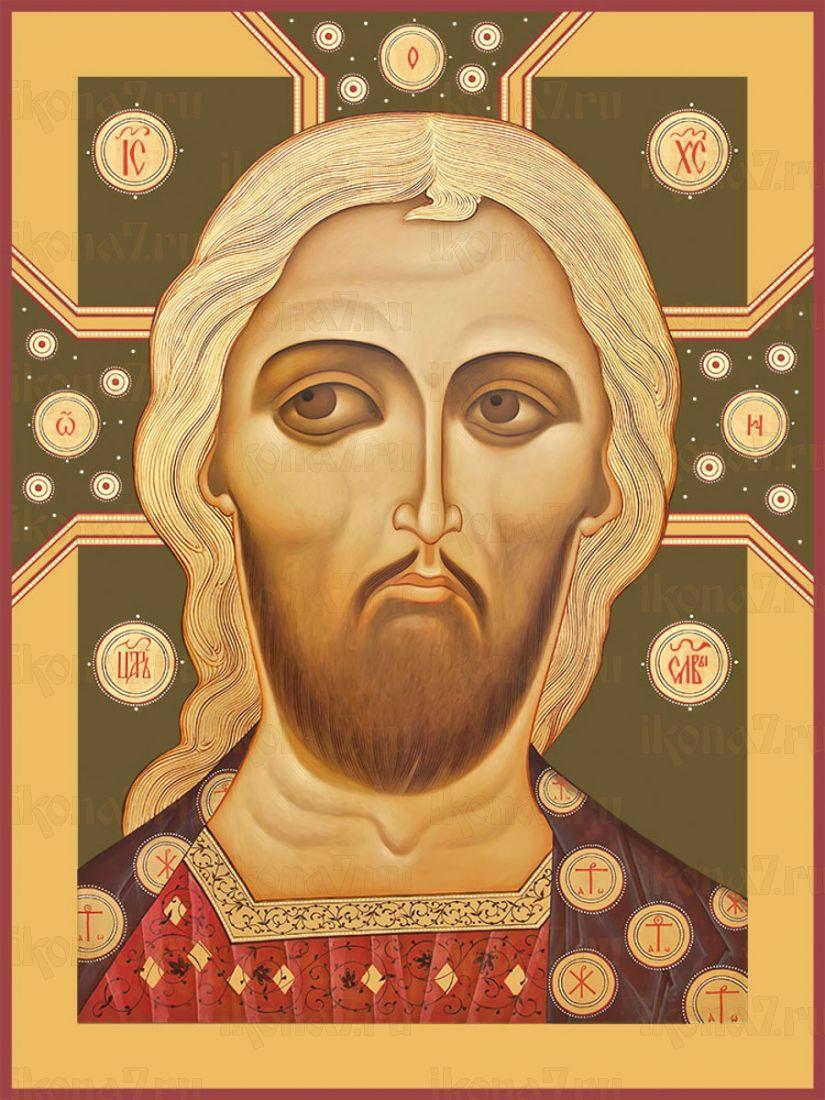 Икона Спас Златые Власы