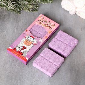 """Бурлящий шоколад """"Llama christmas"""" 4963421"""