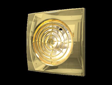AURA 4C Gold, Вентилятор осевой вытяжной с обратным клапаном D 100