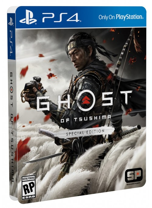 Ghost of Tsushima. Special Edition ( Призрак Цусимы ) PS4 рус. версия