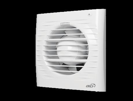 ERA 4C, Вентилятор осевой вытяжной c обратным клапаном D 100