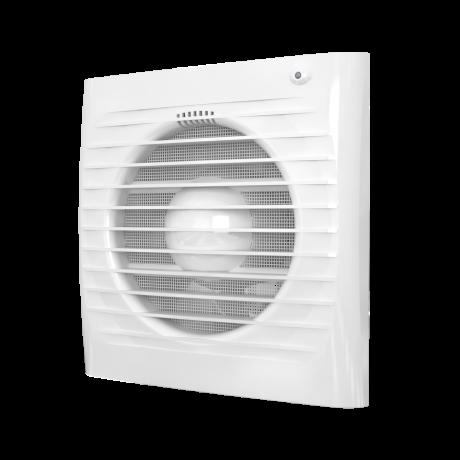 Вентилятор осевой вытяжной c антимоскитной сеткой D 100