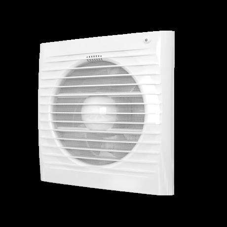 Вентилятор осевой вытяжной c антимоскитной сеткой D 125