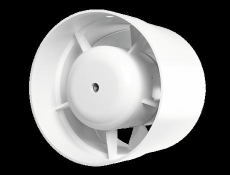 PROFIT 4, Вентилятор осевой канальный вытяжной D 100