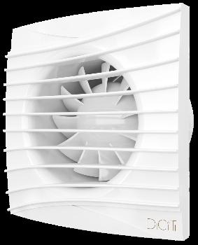 SILENT 5C, Вентилятор осевой вытяжной с обратным клапаном D 125