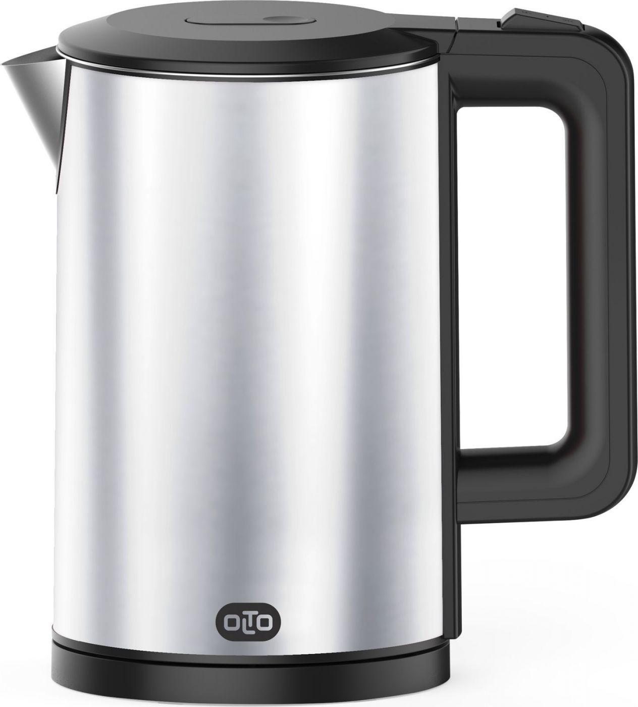 Чайник OLTO KE-1722 серебристый