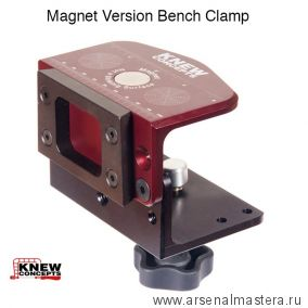 Зажим Knew Concept Bench Clamp Magnet 350.100MAG М00016645