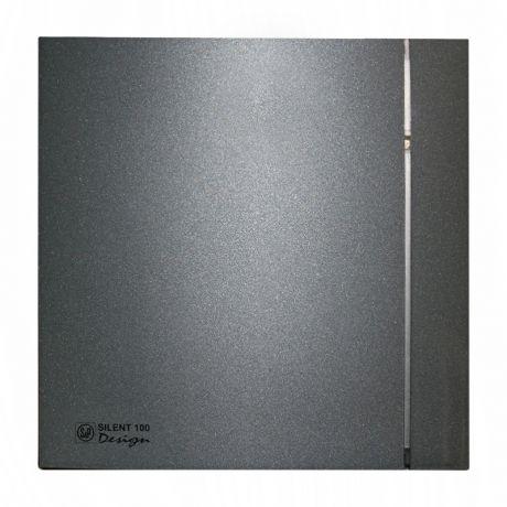 Накладной вентилятор Soler Palau SILENT-100 CZ GREY DESIGN 4C