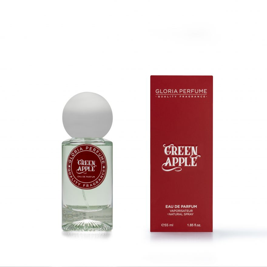 Gloria Perfume GREEN APPLE( DONNA KARAN BE DELICIUS GREEN APPLE) 55 мл