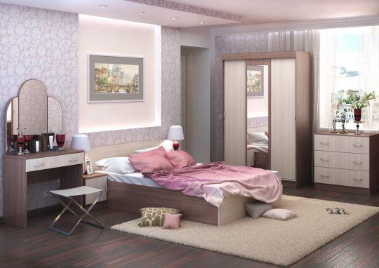 Спальня Бася (вариант 1)
