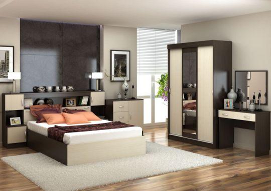 Спальня Бася (вариант 2)