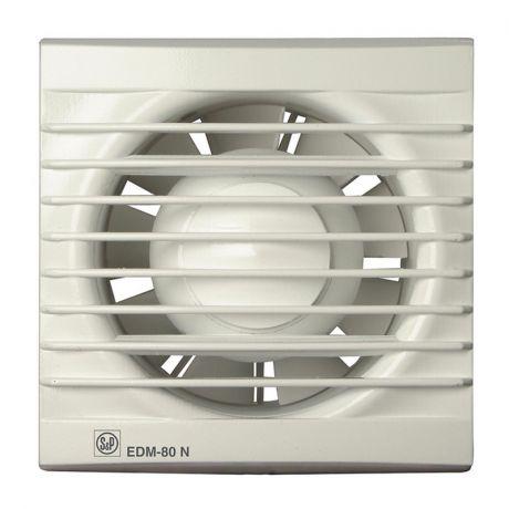Накладной вентилятор Soler Palau EDM-80 N