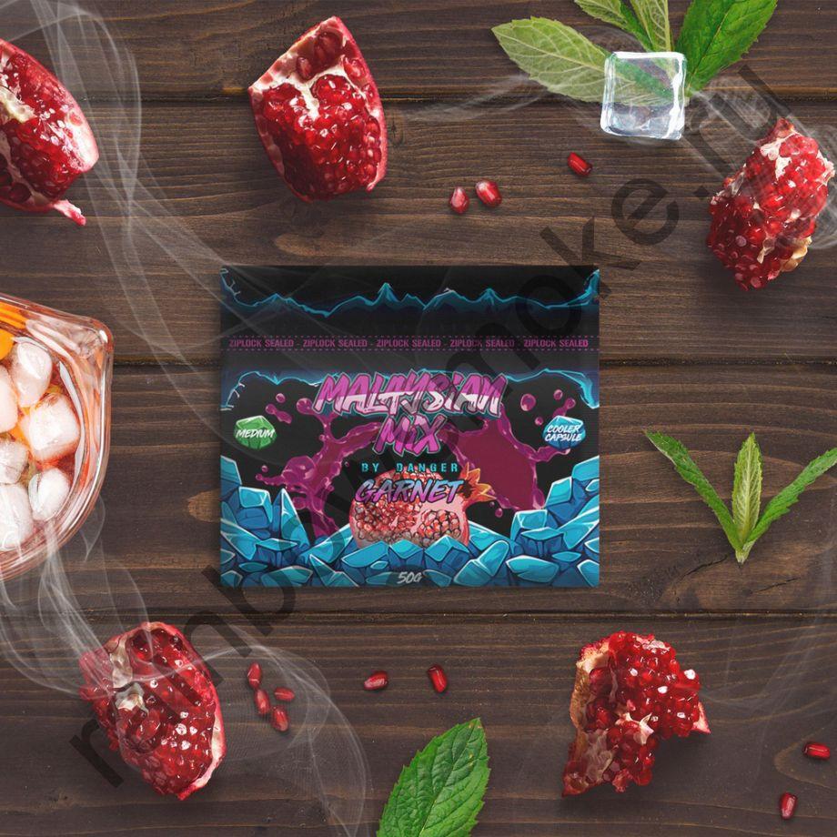 Смесь Malaysian Mix Medium 50 гр - Garnet (Гранат)