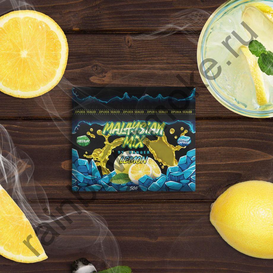 Смесь Malaysian Mix Medium 50 гр - Lemon (Лимон)
