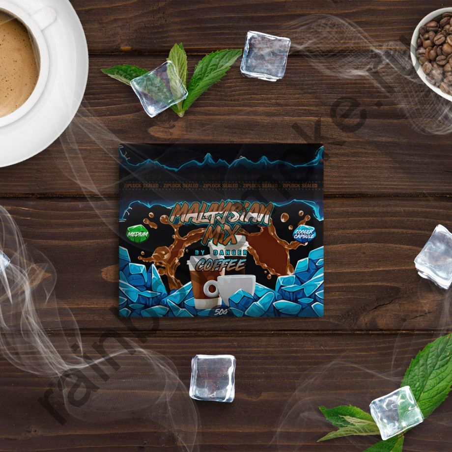 Смесь Malaysian Mix Hard 50 гр - Coffee (Кофе)