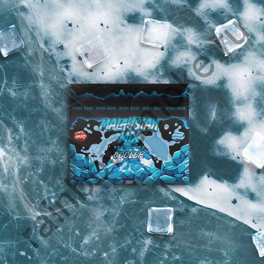 Смесь Malaysian Mix Hard 50 гр - Cooler (Кулер)