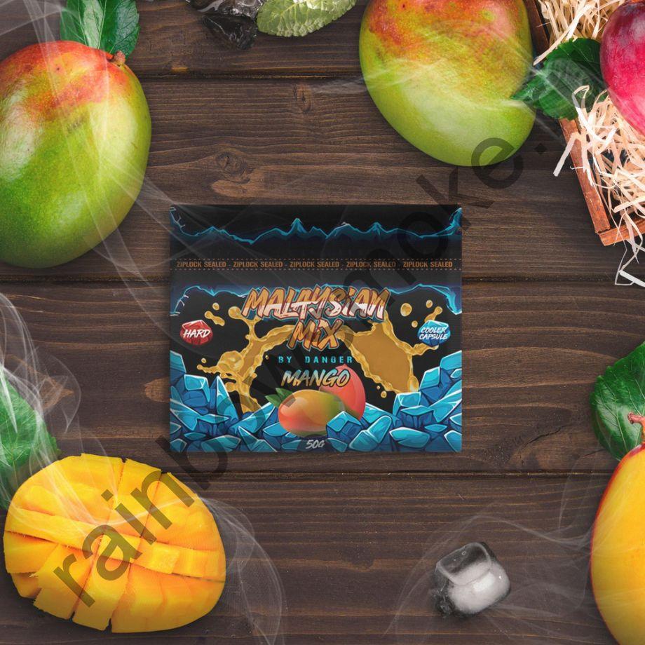 Смесь Malaysian Mix Hard 50 гр - Mango (Манго)