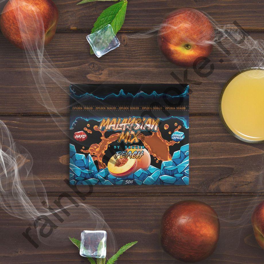 Смесь Malaysian Mix Hard 50 гр - Peach (Персик)