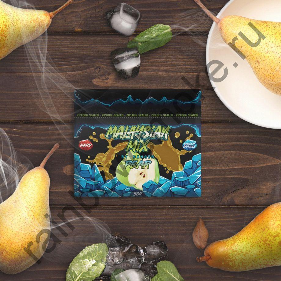 Смесь Malaysian Mix Hard 50 гр - Pear (Груша)