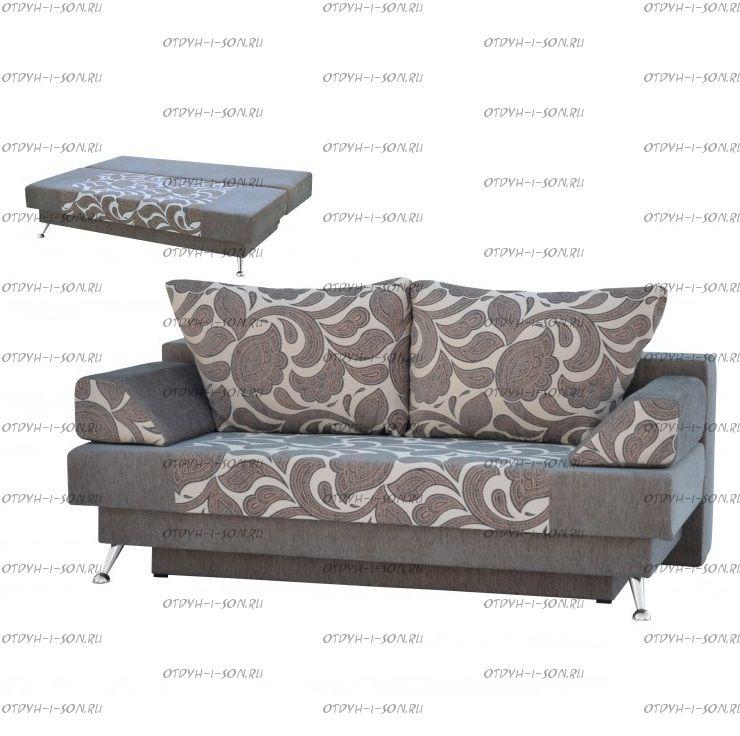 Диван еврокнижка Loft Bed Амаретто (195x92x75)