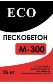 Пескобетон М-300 ЭКО 25кг Престиж