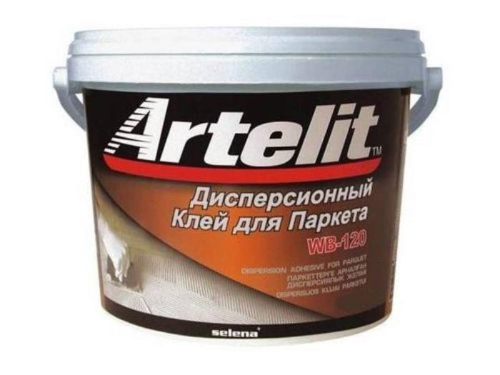 Клей дисперсионный для паркета Artelit WB-120, 21 кг