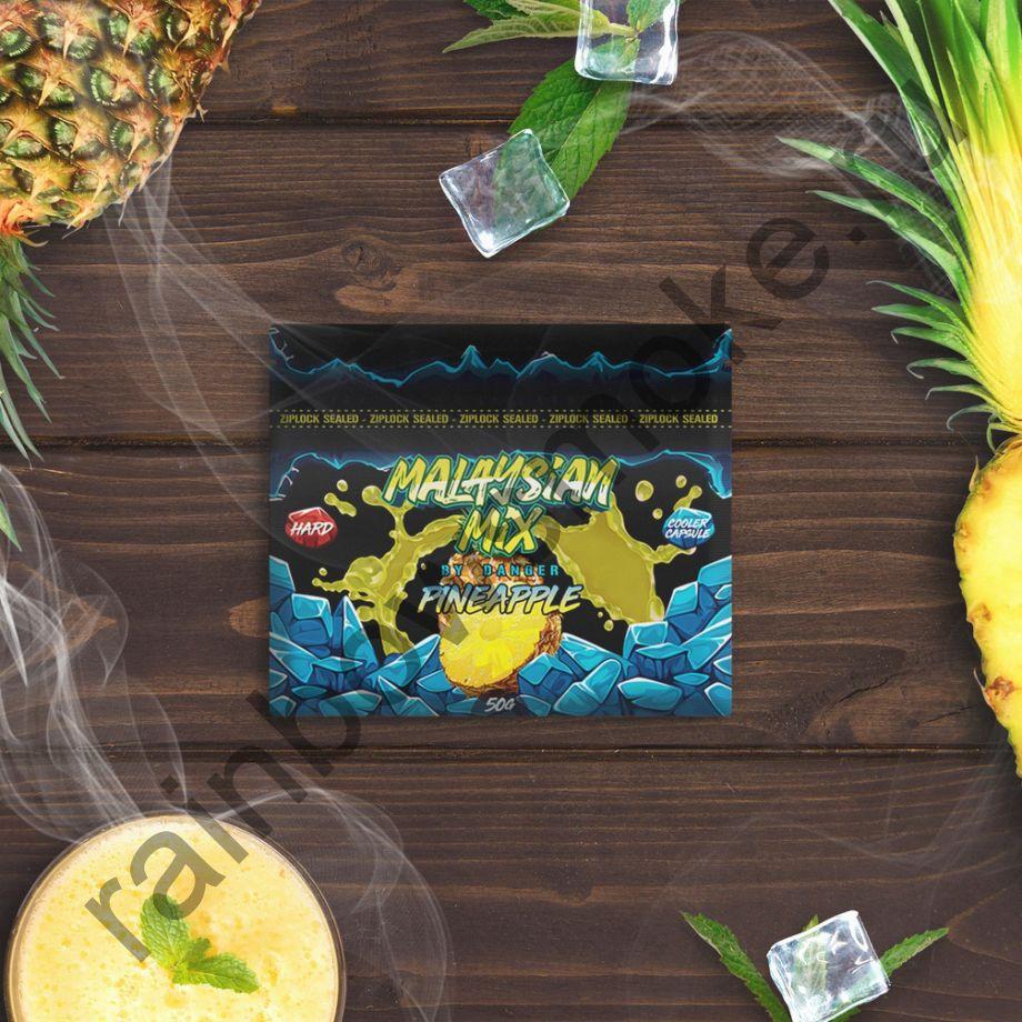 Смесь Malaysian Mix Hard 50 гр - Pineapple (Ананас)
