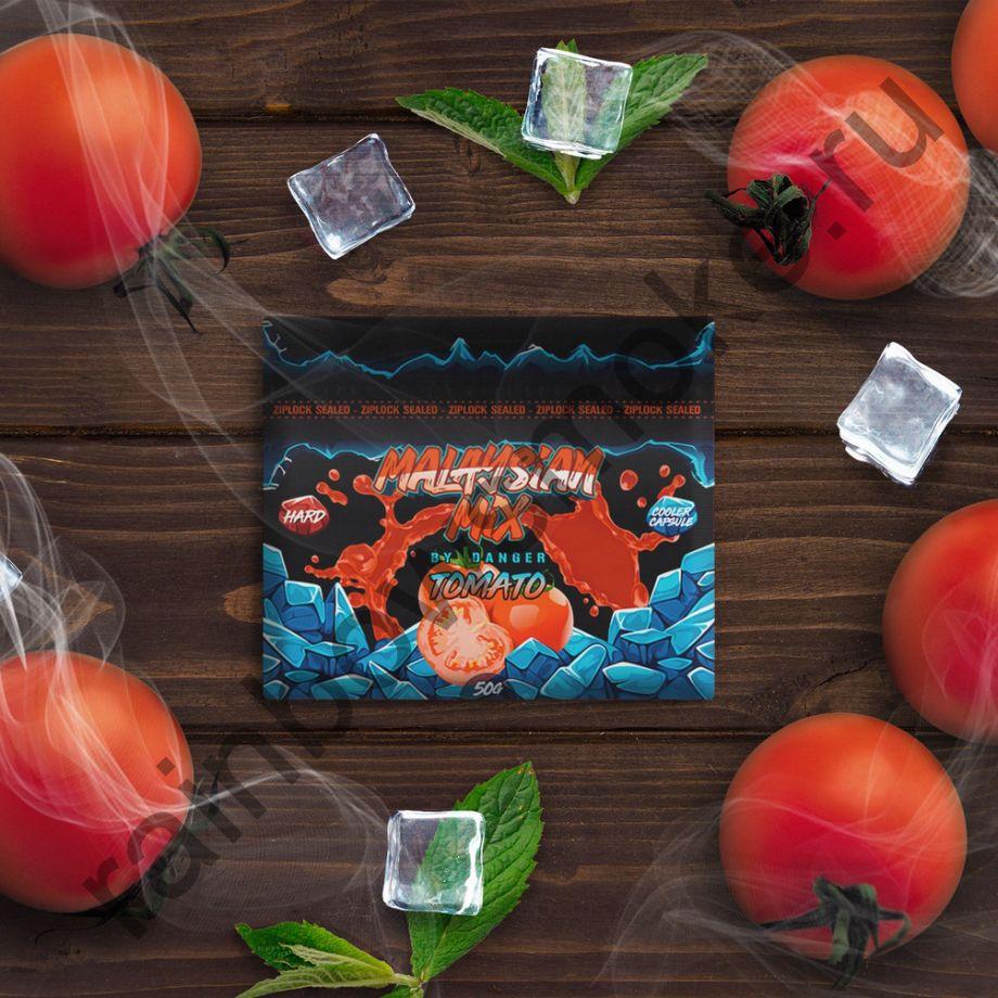 Смесь Malaysian Mix Hard 50 гр - Tomato (Помидор)