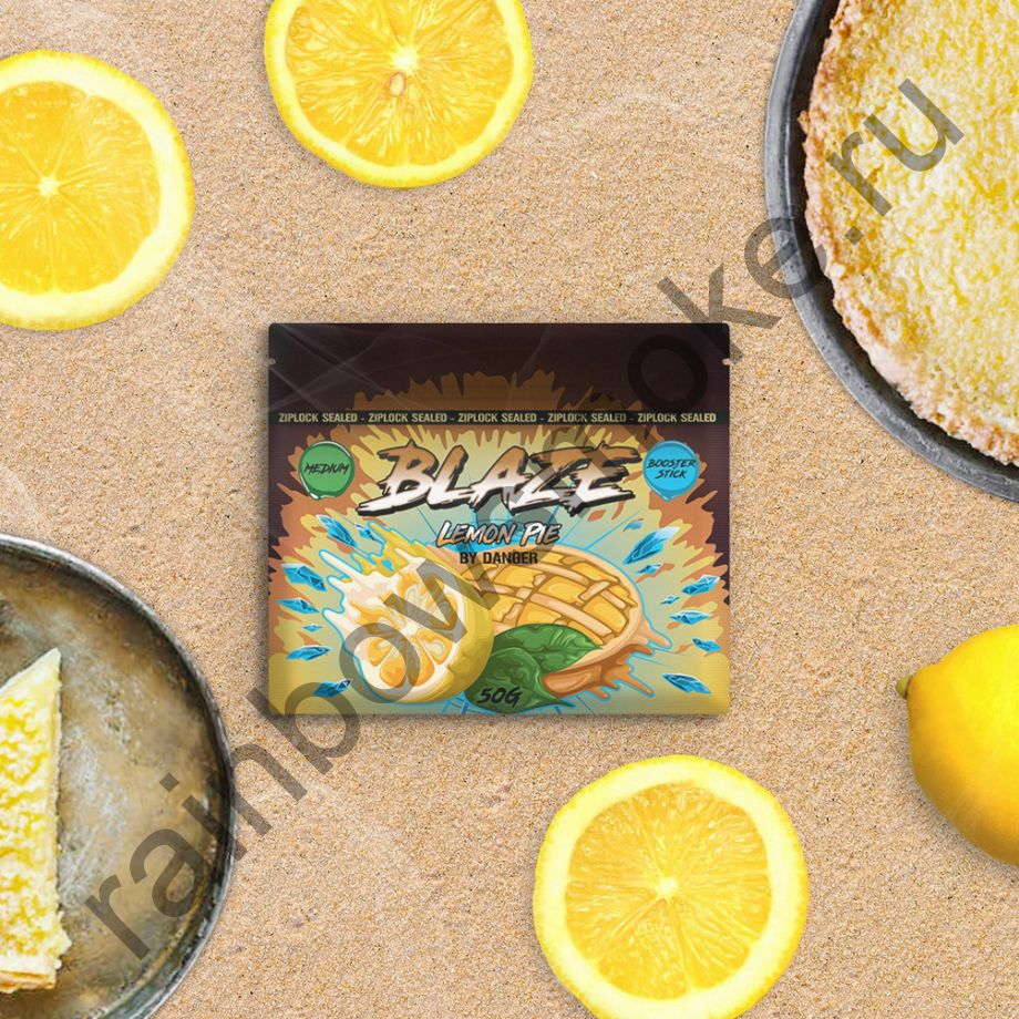 Blaze Medium 50 гр - Lemon Pie (Лимонный Пирог)
