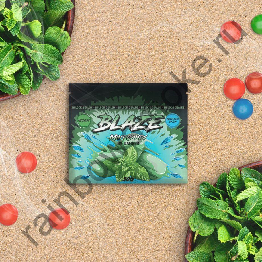 Blaze Medium 50 гр - Mint Candy (Мятные Конфеты)