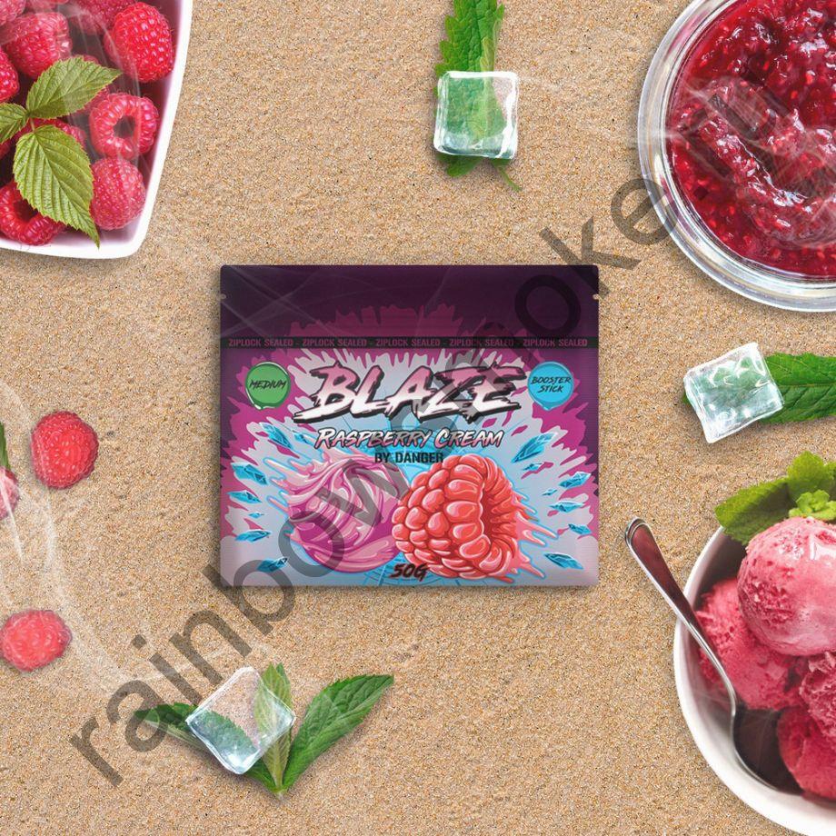 Blaze Medium 50 гр - Raspberry Cream (Малиновое Мороженное)