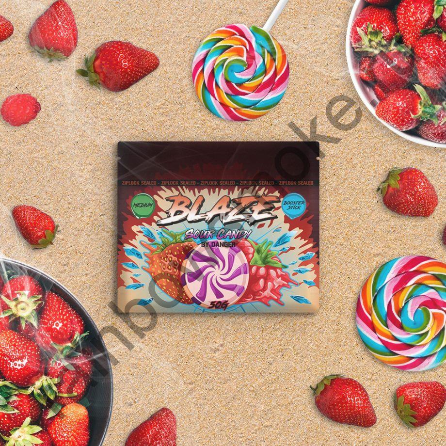 Blaze Medium 50 гр - Sour Candy (Кислые Конфеты)