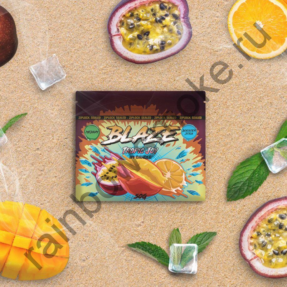 Blaze Medium 50 гр - Tropic Joy (Тропическая Радость)