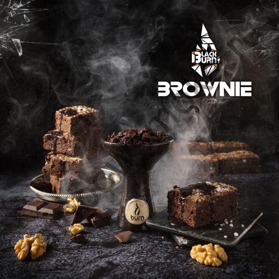 Black Burn 100 гр - Brownie (Шоколадный Десерт)