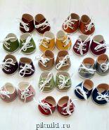 Обувь для игрушек - ботиночки