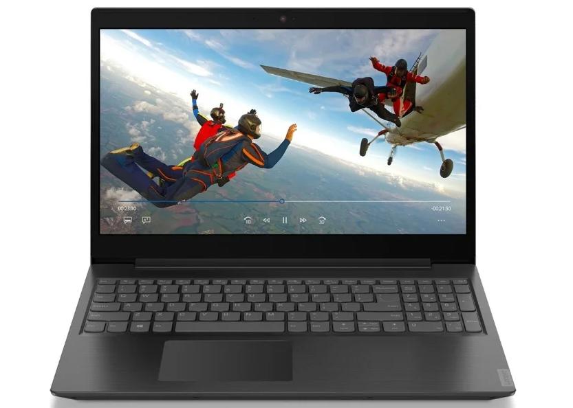 "Ноутбук LENOVO IdeaPad L340-15 (81LW0051RK) (Ryzen 3 3200U/4Gb/SSD 256Gb/AMD Radeon Vega 3/Graphics 15,6"" FHD/BT Cam/Free DOS) Черный"