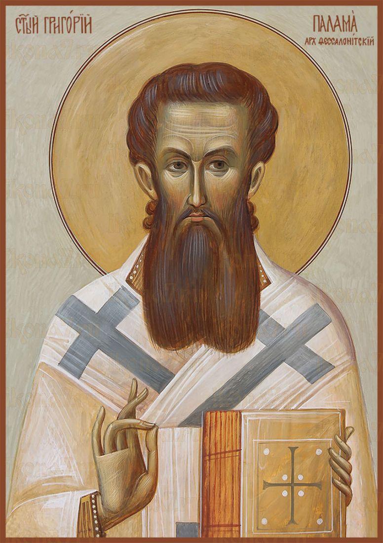 Икона Григорий Палама святитель