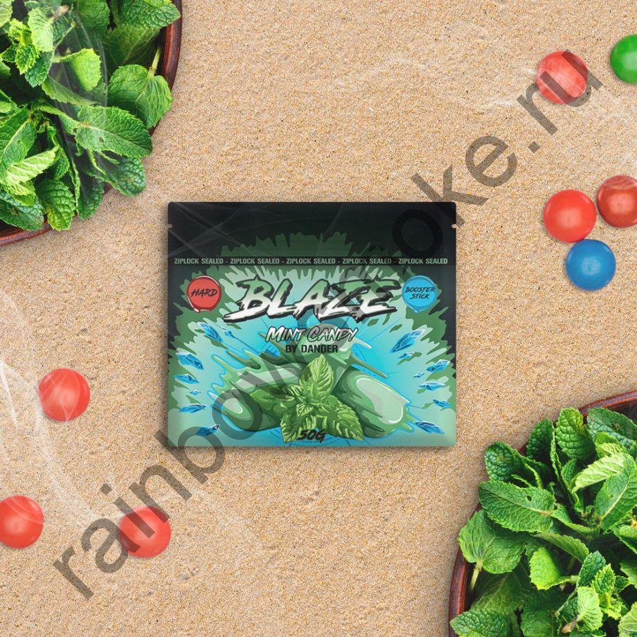 Blaze Hard 50 гр - Mint Candy (Мятные Конфеты)