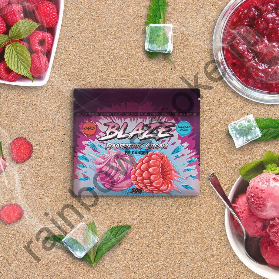 Blaze Hard 50 гр - Raspberry Cream (Малиновое Мороженное)