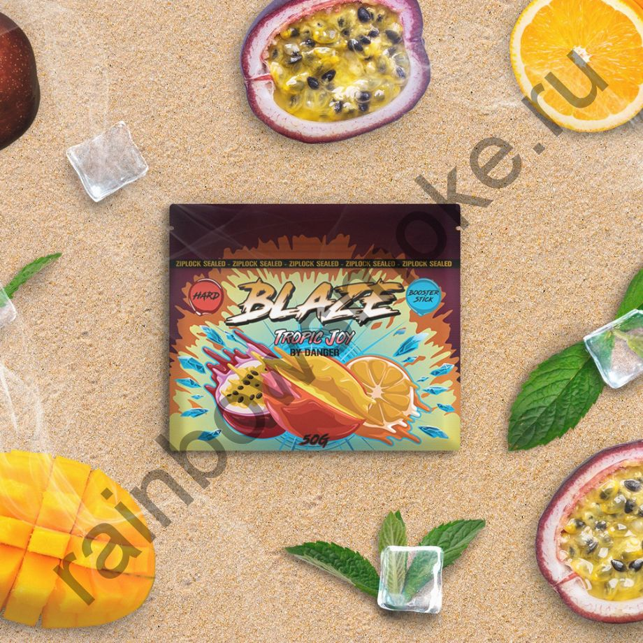 Blaze Hard 50 гр - Tropic Joy (Тропическая Радость)