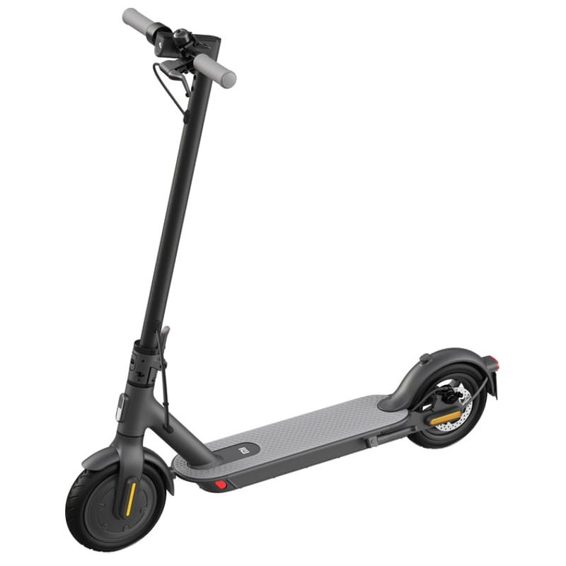 Электросамокат Xiaomi Mi Electric Scooter Essential Lite (Черный)