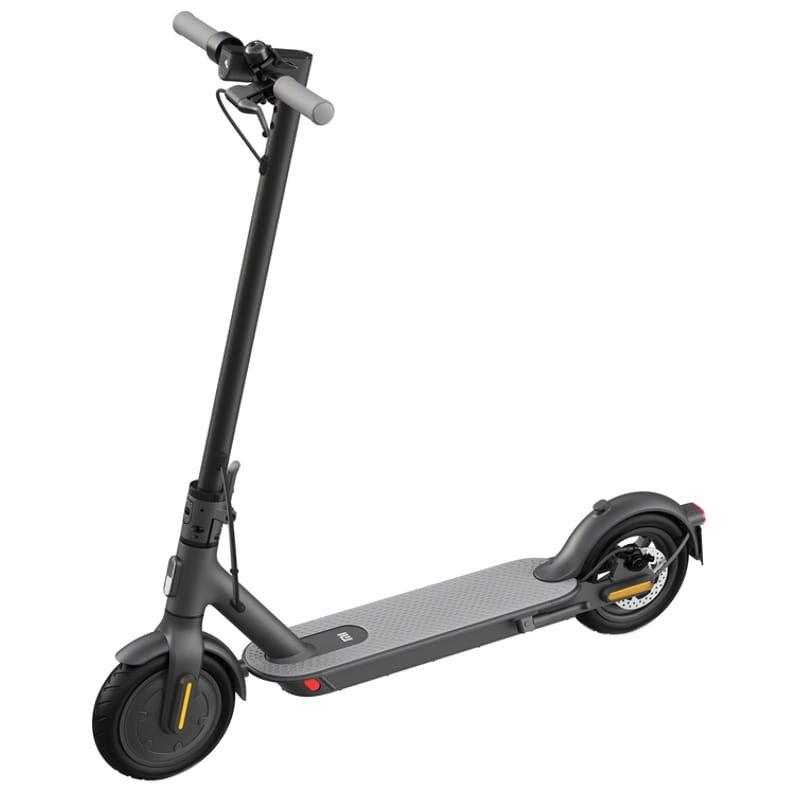 Электросамокат Xiaomi Mi Electric Scooter Essential Lite (Черный)