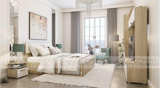 Спальня Белладжио (вариант 2)