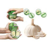 Мельница для чеснока с металлическим лезвием Garlic Pro_3