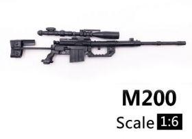 Снайперская винтовка CheyTac Intervention M200 (США) модель 1:6