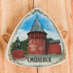 Магнит-треугольник «Смоленск»