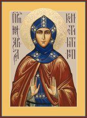 Икона Мария Константинопольская преподобная