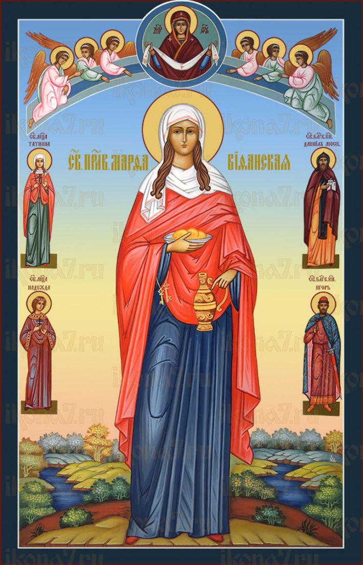 Икона Марфа Вифанская праведная