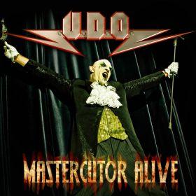 U.D.O. (Accept) - Mastercutor Alive 2008
