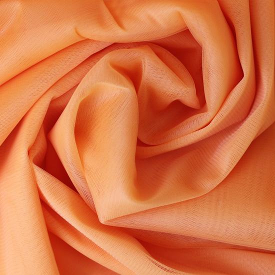 Мягкий фатин (еврофатин) - Морковный 300х25